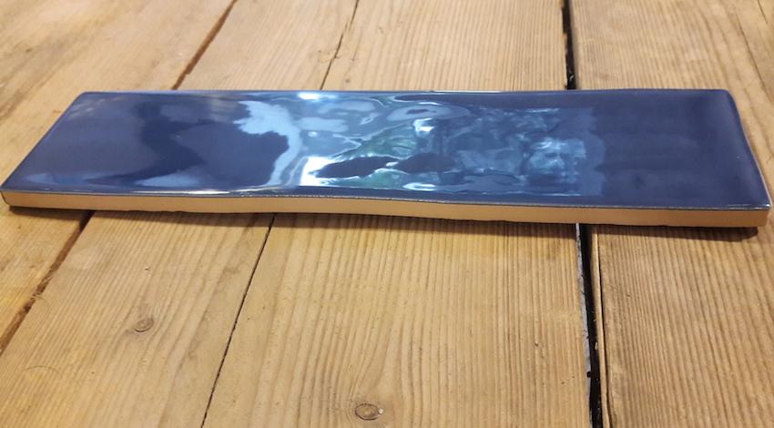 City half tile blue blauw visgraat tegel 7 5 x 30 cm online