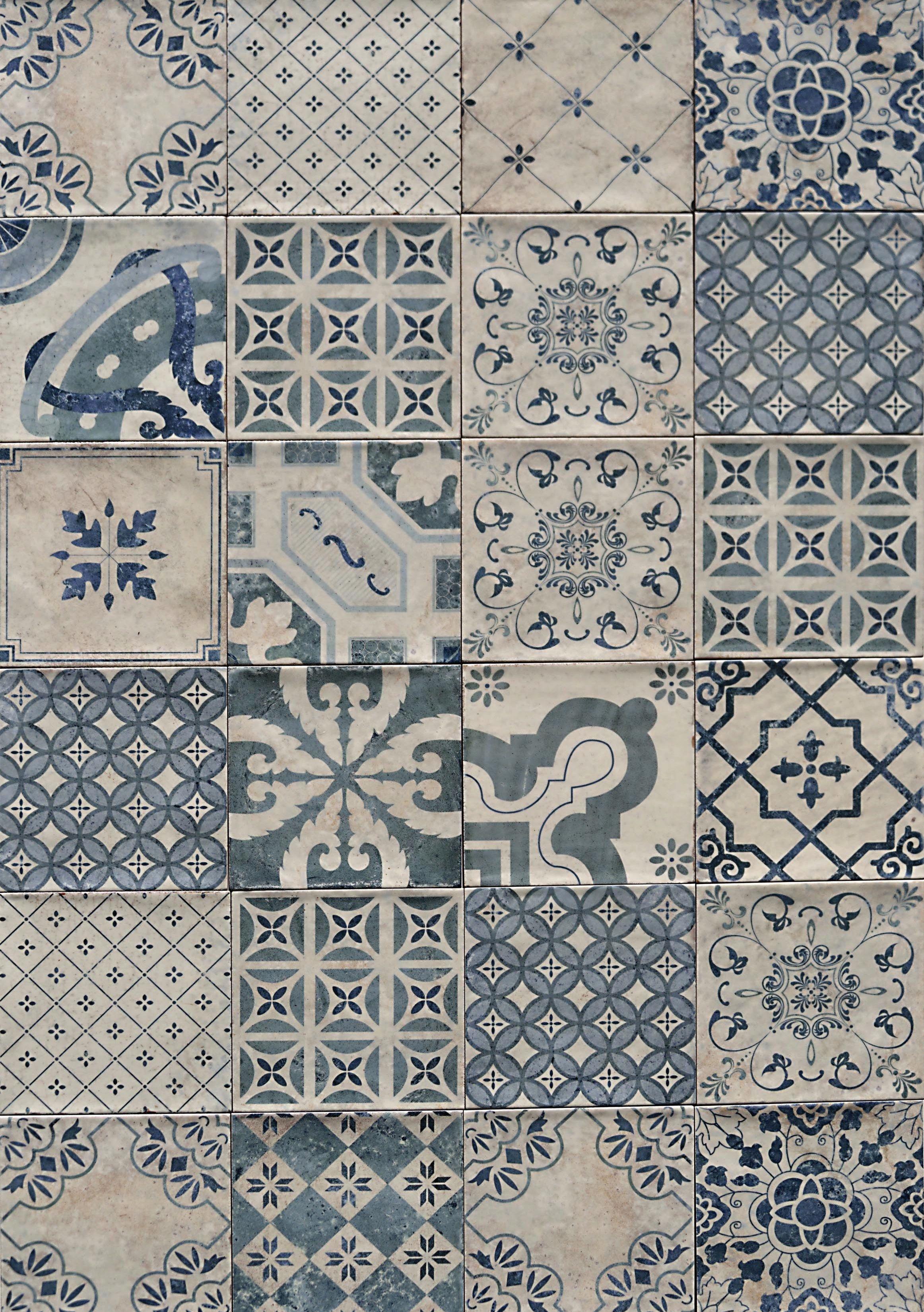 Wandtegels Keuken Blauw : share wandtegels dekor antiqua glanzende wandtegels mix per m2