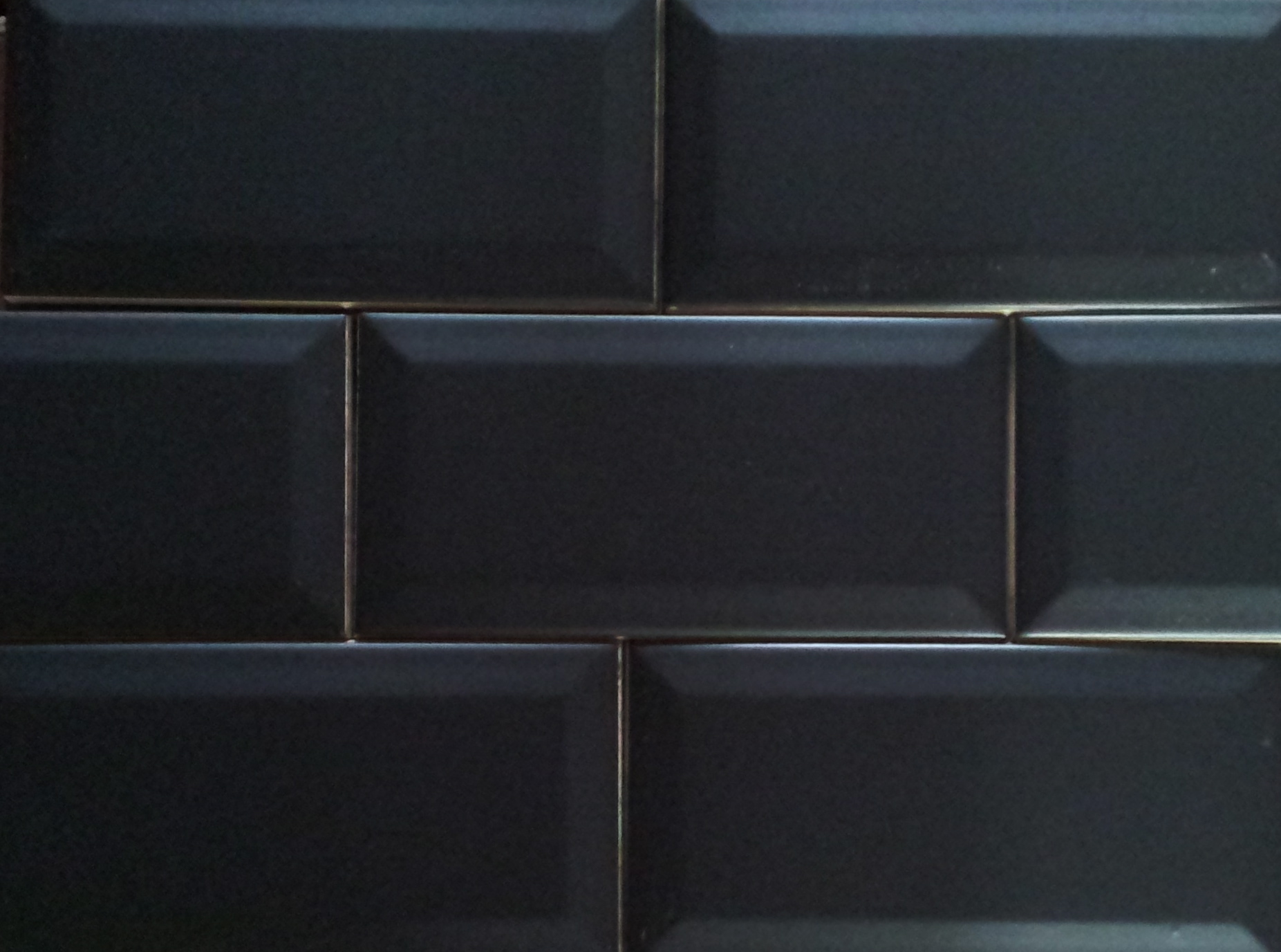 Metrotegel zwart mat cm per m online bestellen tegelinfo