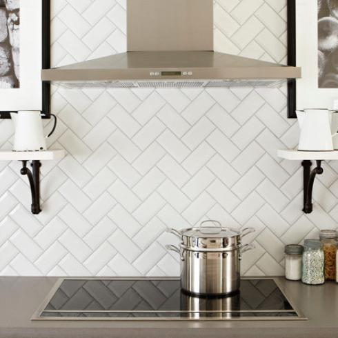 metrotegel blanco wit glanzend 7 5 x 15 cm per m2 online bestellen tegelinfo. Black Bedroom Furniture Sets. Home Design Ideas
