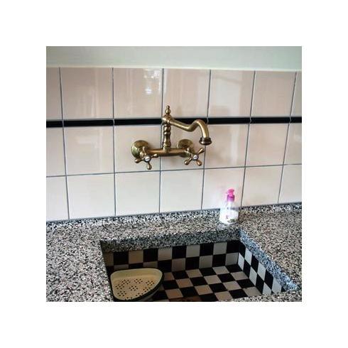 Bruynzeel Piet Zwart Saharageel wandtegel 15 x15 cm per m2 online ...