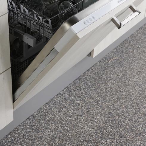 granito terrazzo fabio vloertegel bij bruynzeel keukens. Black Bedroom Furniture Sets. Home Design Ideas