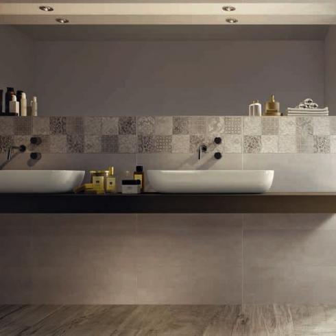 Keuken tegels grijs - Verf credenza ...
