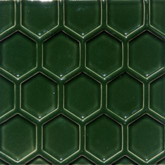Hexagonaal zeshoekige tegels hexagontegel - Groene metro tegels ...