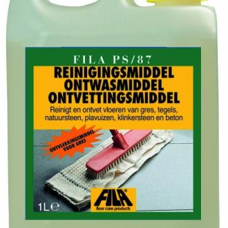 Fila PS/87 1 liter can reiniging