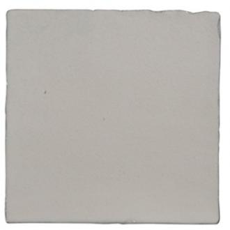 Craquelé wandtegel Calida medium white gebroken wit 13 x 13 cm