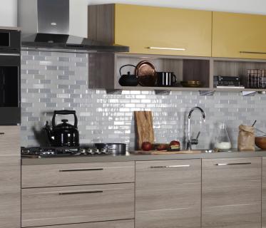 Tegels voor bruynzeel keukens - Keuken met cement tegels ...